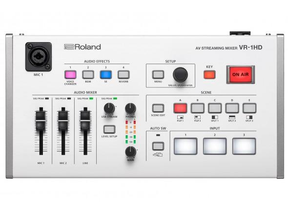 Tabla de edición de video Roland VR-1HD Mesa de Video para Streaming