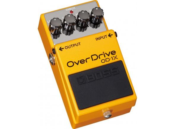 Pedal de distorsión BOSS OD-1X OverDrive