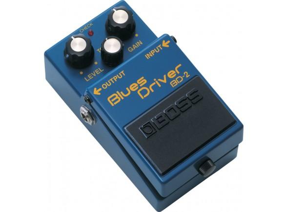 Pedal de distorsión BOSS BD-2 Blues Driver