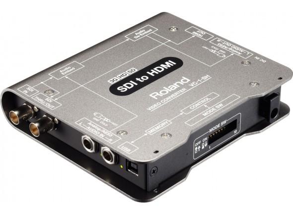 Tabla de edición de video Roland VC-1-SH Conversor de Video SDI para HDMI