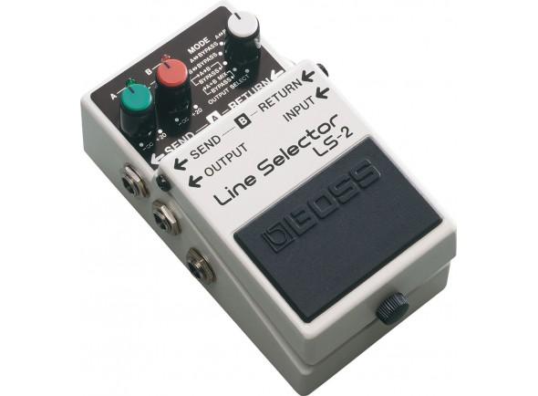 Interruptores BOSS LS-2 Line Selector