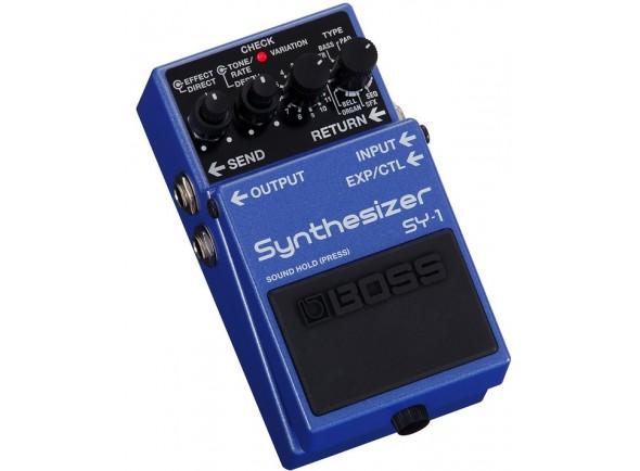 Otros efectos para guitarra electrica BOSS SY-1 Sintetizador para Guitarra e Baixo