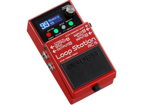 Looper BOSS RC-5 Loop Station