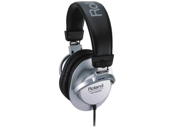 Auriculares de estudio Roland RH-200S Silver