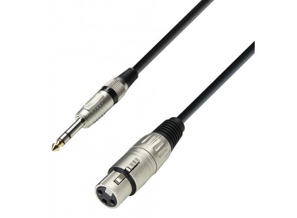Cables XLR / Micrófono Adam hall K3BFV0300 3m