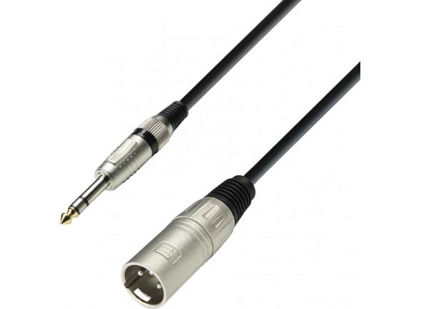 Cables XLR / Micrófono Adam hall  K3BMV0300