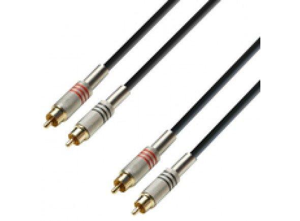 Cables de audio Adam hall K3TCC0100