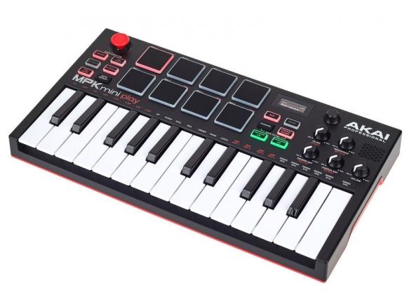 Controladores de teclados MIDI Akai MPK miniplay