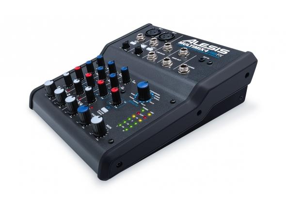 Interfaz de audio USB Alesis Multimix 4USB FX