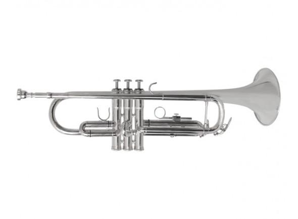 Trompeta Alysée   TR6333S Prateado