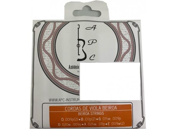 Cuerdas APC Apc Cordas de Viola Beiroa