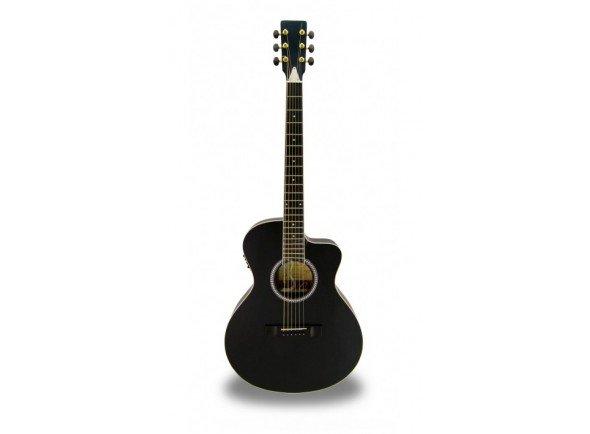 Guitarras folklóricas APC EA 100 BLK CW