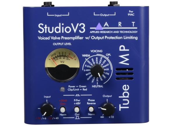 Preamplificador ART Tube MP Studio V3