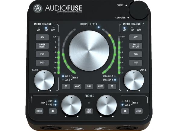 Interfaz de audio USB Arturia AudioFuse REV2