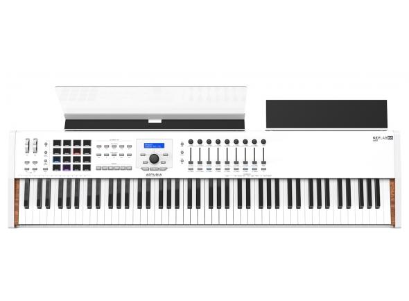 Controladores de teclados MIDI Arturia KeyLab 88 MkII