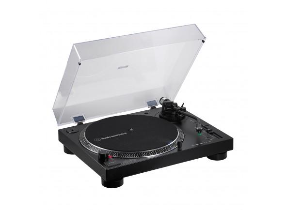 Tocadiscos Audio Technica AT-LP120XBT-USBBK