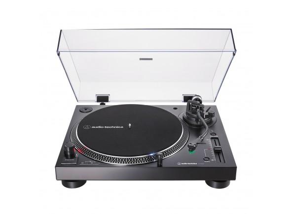 Tocadiscos Audio Technica AT-LP120XUSBBK