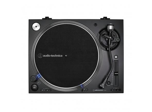 Gira-discos2 Audio Technica AT-LP140XP Black