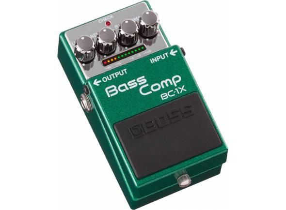 Pedales BOSS BC-1X BASS Compressor