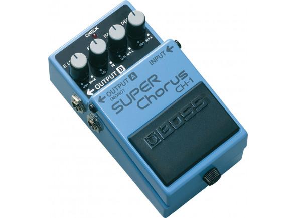 Coro / Flanger / Phaser BOSS CH-1 SUPER Chorus