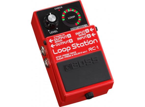 Looper BOSS RC-1 Loop Station B-Stock