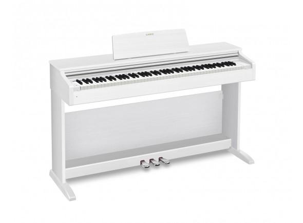 Pianos digitales para muebles Casio AP-270 WE Celviano