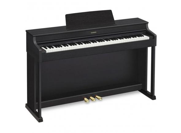 Pianos digitales para muebles Casio AP-470 BK Celviano