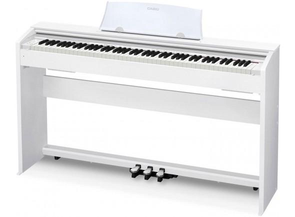 Pianos digitales para muebles Casio PX-770 WE Privia