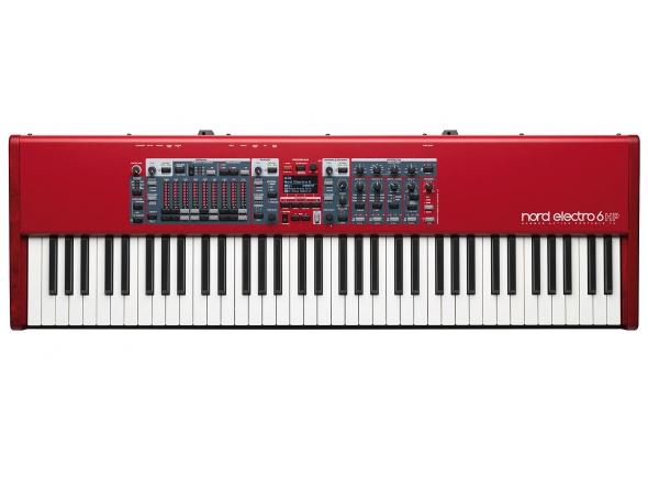 Pianos de escenario Clavia Nord Electro 6 HP