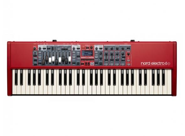 Pianos de escenario Clavia Nord Electro 6D 61