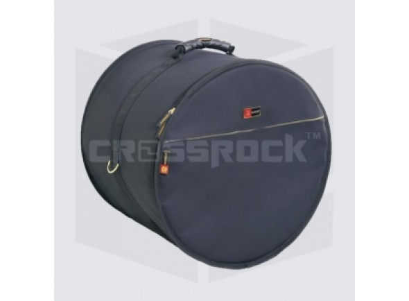 Bolsas de tambor acústico Crossrock TIMBALÃO 8″