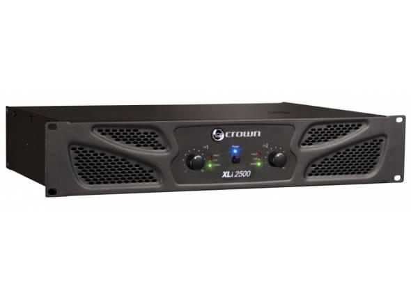 Amplificadores Crown XLi 2500