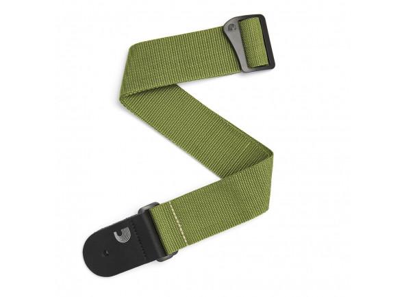 Correa de nylon D´Addario  50 MM Polypro PWS107 Green