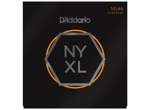 Conjunto de cuerdas .010 D´Addario NYXL 10-46