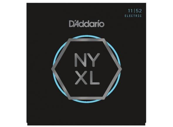 Conjunto de cuerdas .011 D´Addario NYXL 11-52