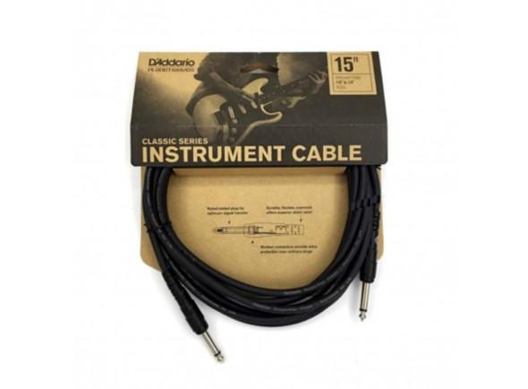 Cable de instrumento D´Addario  PW-CGT-15