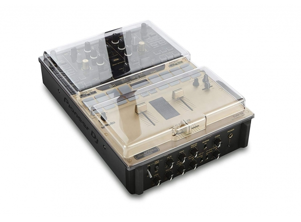 Accesorios Mezcladores Decksaver DS-PC-DJMS9 Transparente