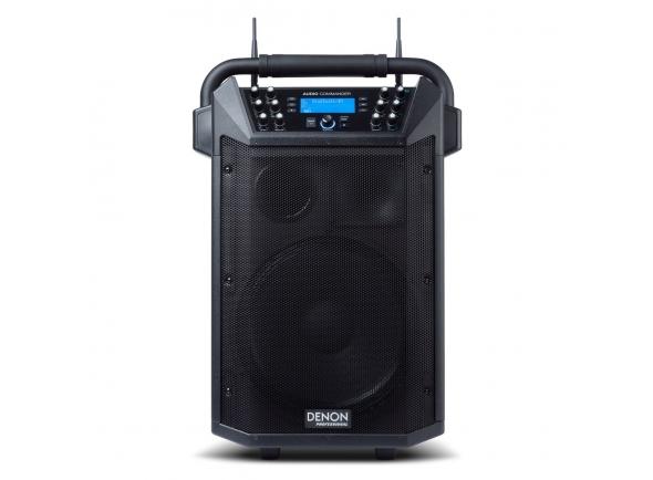 Sistemas de baterías portátiles Denon Audio Commander