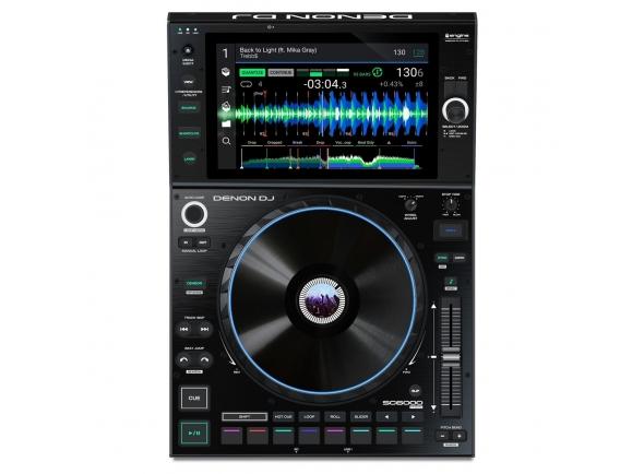 Controladores DJ Denon DJ SC6000 Prime
