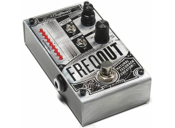 Otros efectos para guitarra electrica Digitech FreqOut