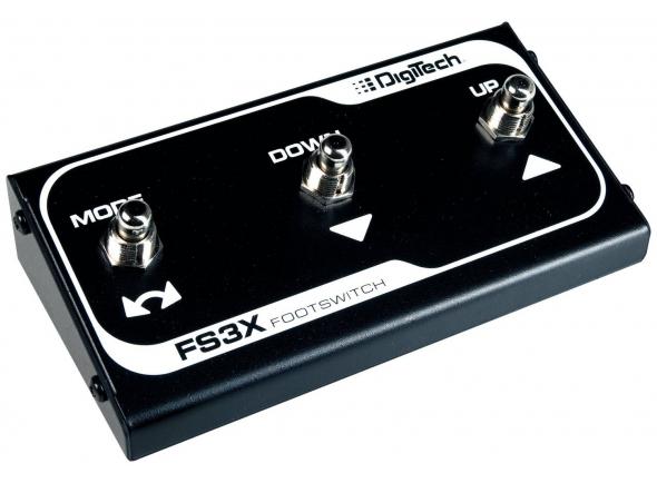 Interruptores Digitech FS 3X