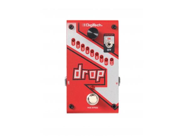 Otros efectos para guitarra electrica Digitech The Drop