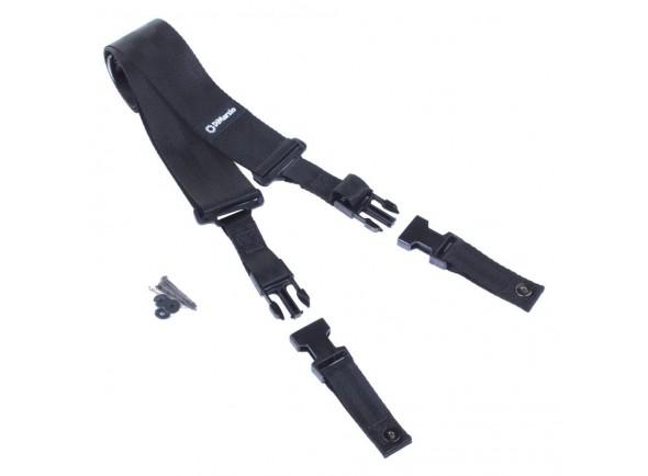 Correa de nylon DiMarzio Clip Lock Strap DD2200