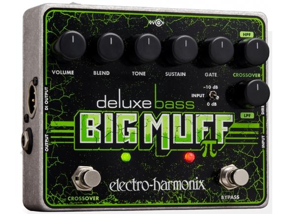 Otros efectos para guitarra electrica Electro Harmonix Deluxe Bass Big Muff Pi