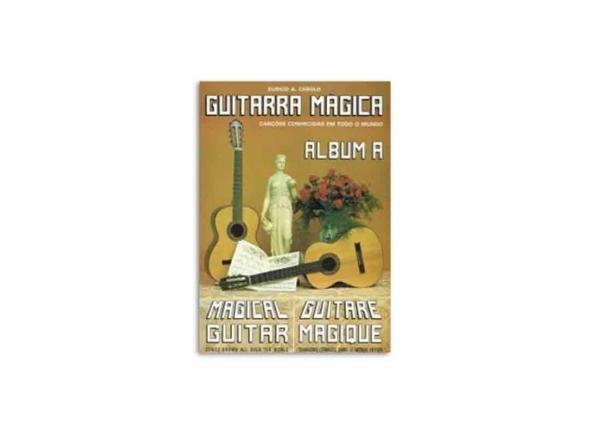 Cancionero Eurico A. Cebolo Guitarra Magica Album A