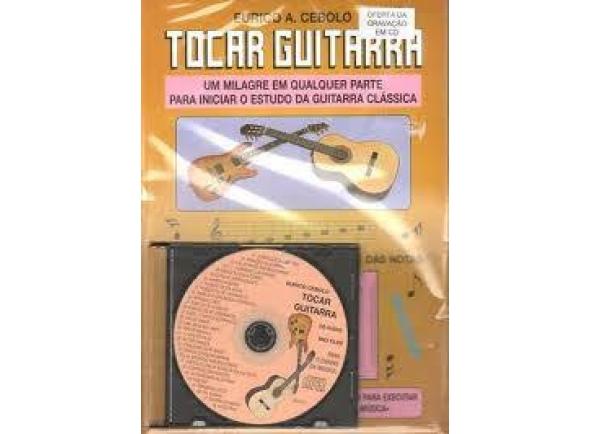 Libros de guitarra Eurico A. Cebolo METODO MAGICO TOCAR GUITARRA C/OFERTA CD