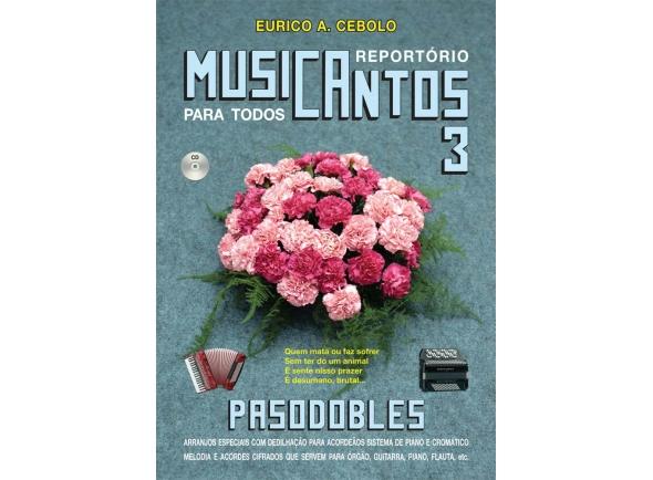 Cancionero Eurico A. Cebolo Musicantos N3