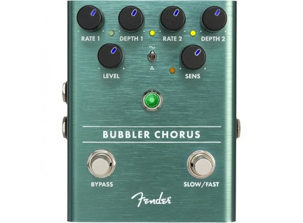 Coro / Flanger / Phaser Fender Bubbler Chorus