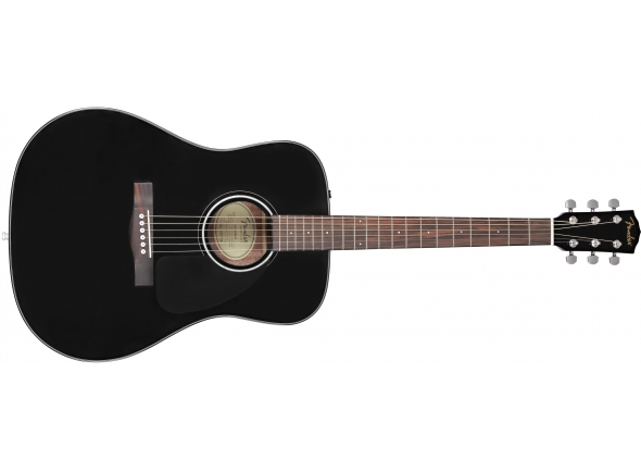 Guitarras Dreadnought  Fender CD-60 BK V3