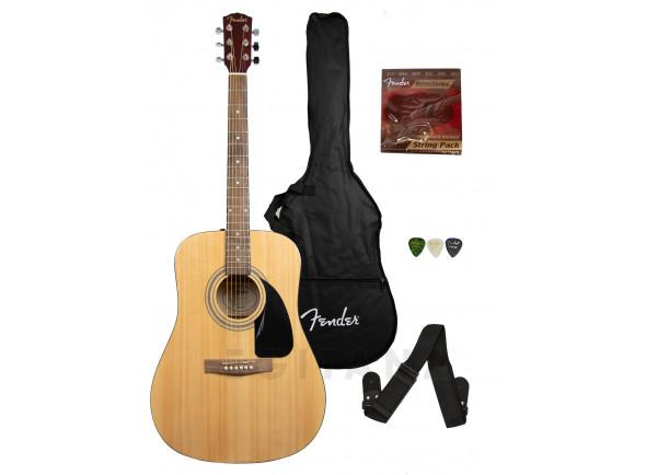 Guitarras Dreadnought Fender FA-115 II Dreadnought Pack EXPO